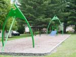 Playground zipline